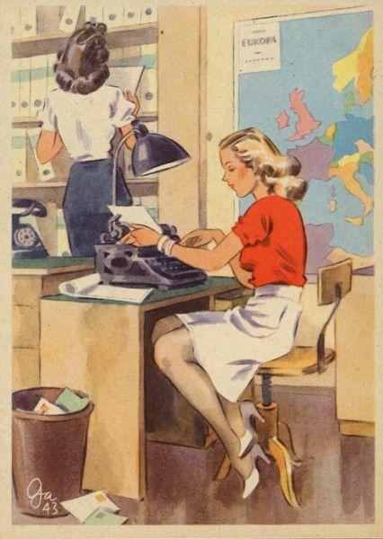 Epingle Sur 1940s