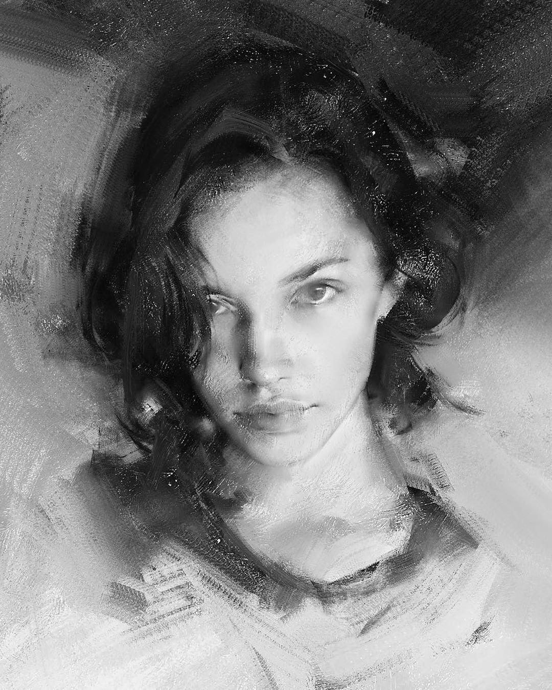 Proko On Instagram Wangjie Li Portrait Greyscale