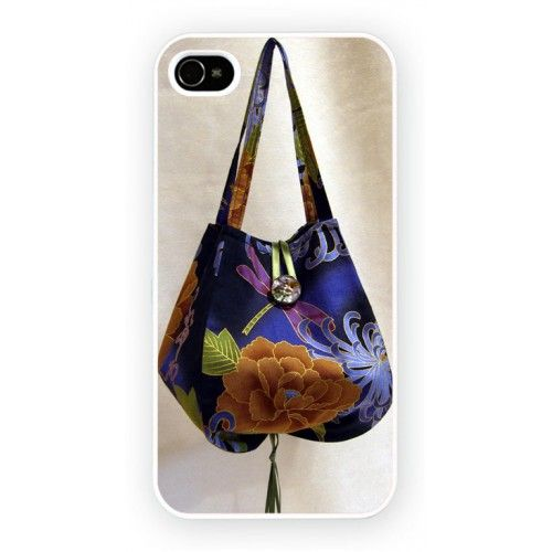 Bag Pattern iPhone 4/4S and iPhone 5 Cases