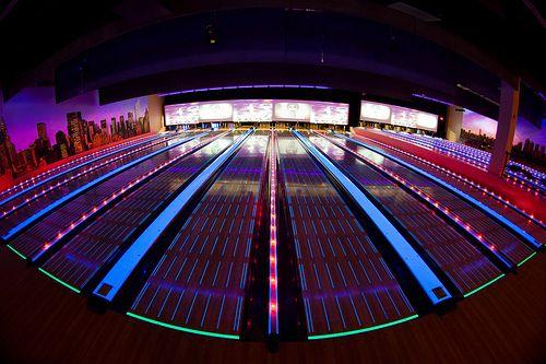 Bowling Neon Color Neon Colors Bowling Neon