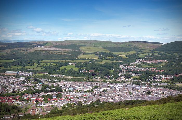 View Aberdare Jpg 700 465 Wales Land Of My Fathers