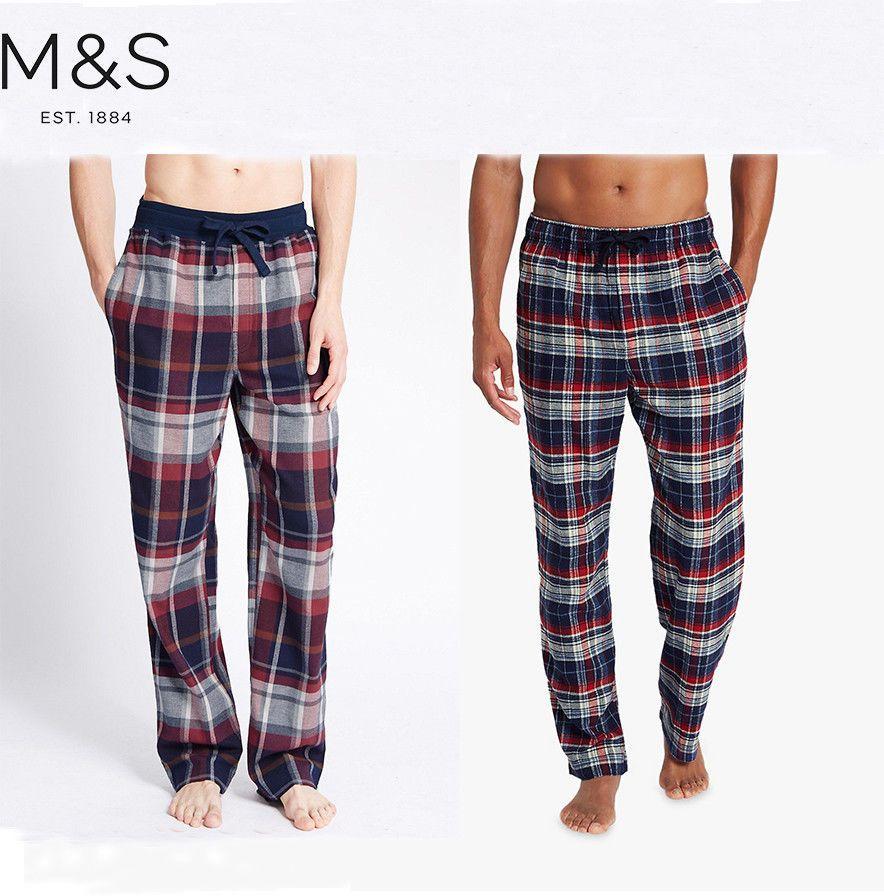 12-14  M /& S PURE COTTON Pyjamas Set PINK Spotted Short Sleeve Top /& Long Pants