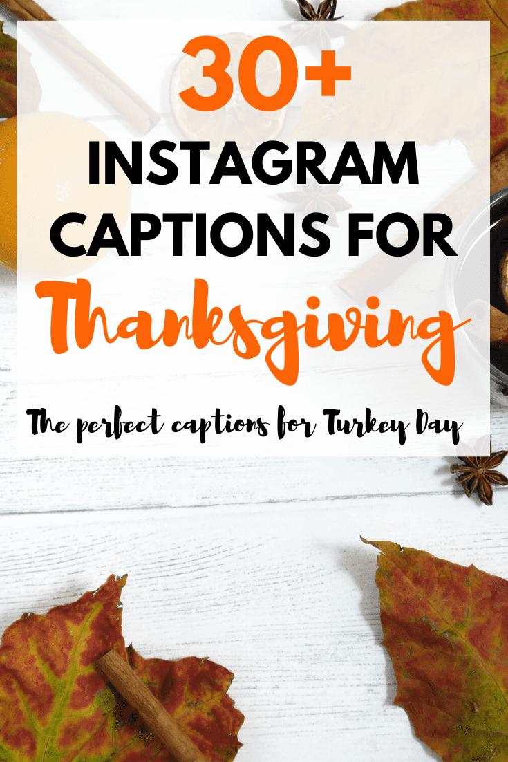 Turkey Day Thanksgiving Quotes Instagram Captions Puns Thanksgiving Quotes Thanksgiving Quotes Funny Instagram Captions
