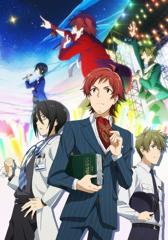 Watch How The Fans Reacted When The Idolm Ster Sidem Anime