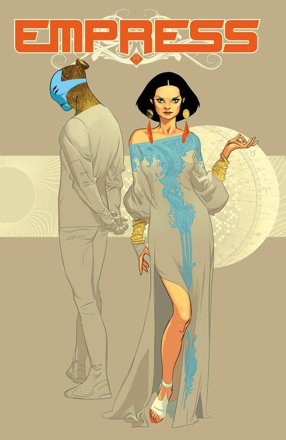 Empress #7 by Stuart Immonen *
