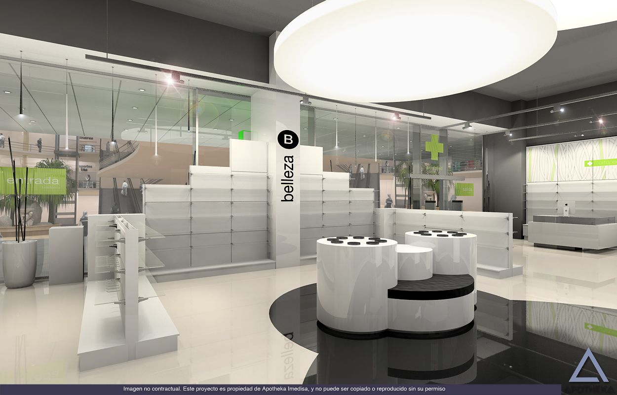 simulaci n de proyectos de arquitectura comercial en 3d