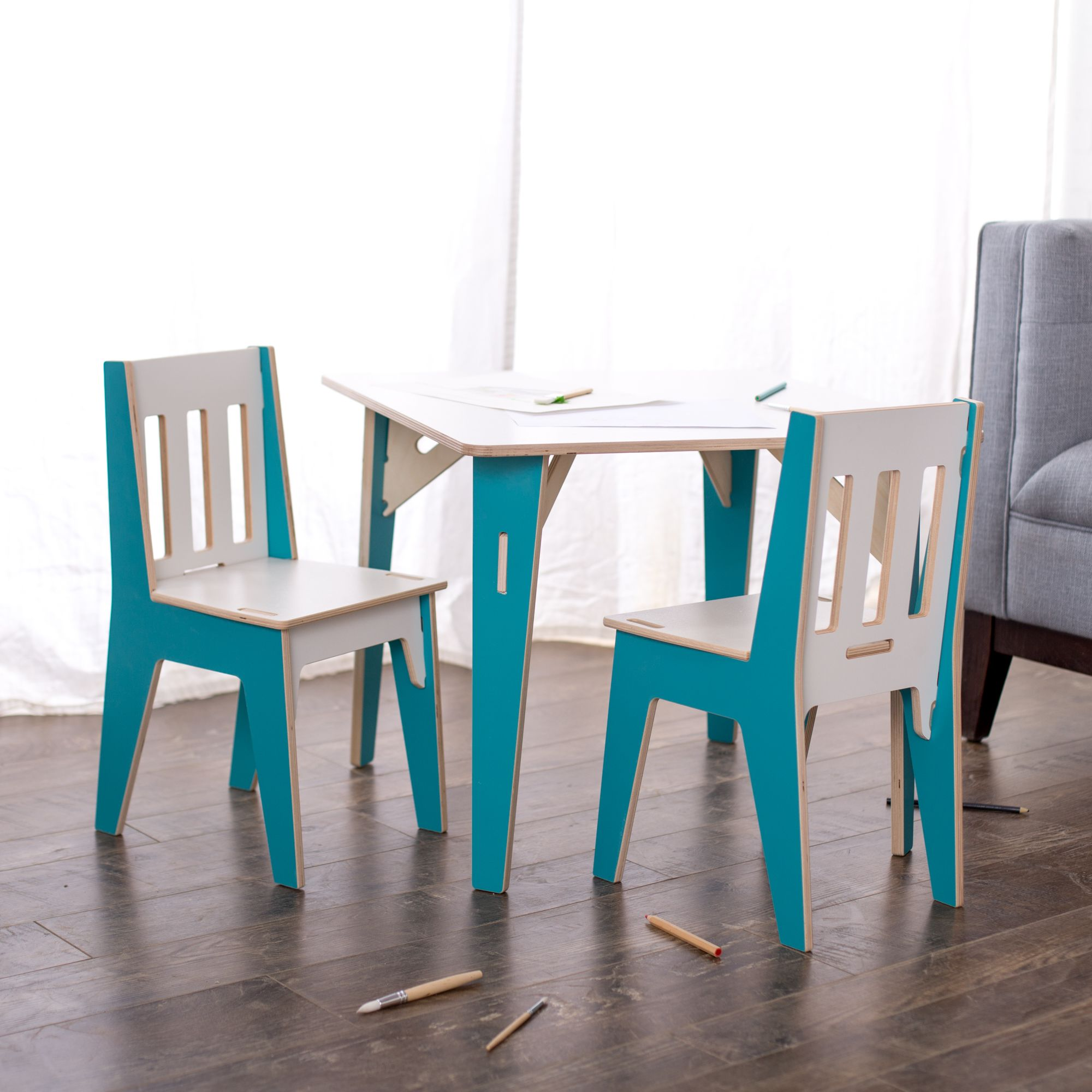 Wooden Kids Table And Chairs Kids Wooden Table Wooden Table And Chairs Modern Childrens Furniture