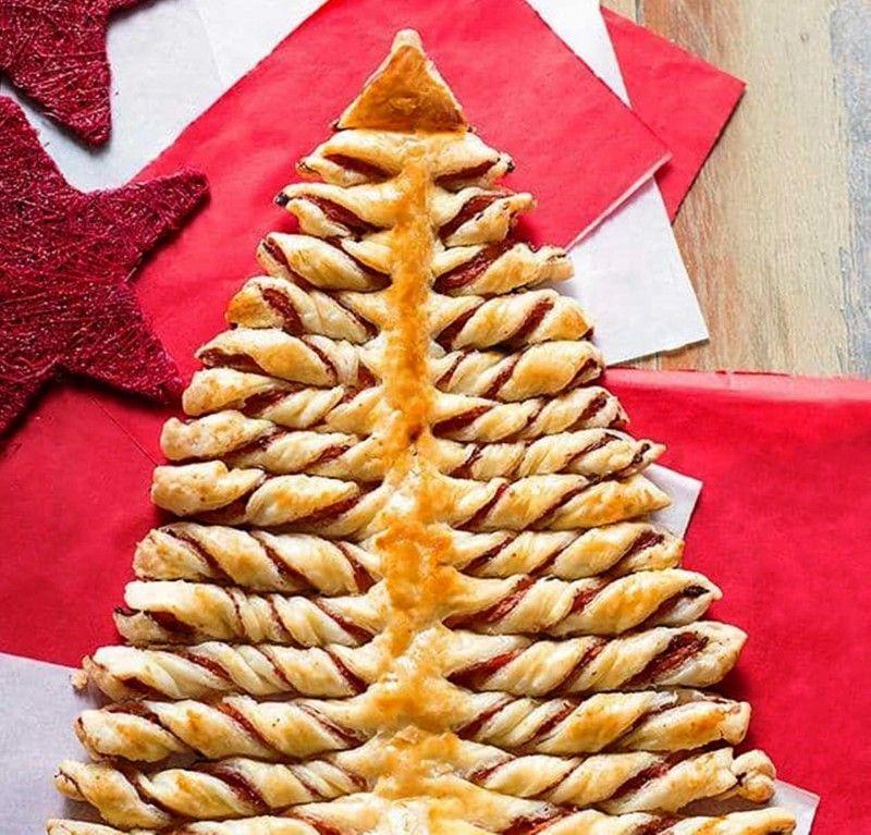 To Pio Nostimo Xristoygenniatiko Dentro Apo Zymh Xmas Food Christmas Food Christmas Party Food