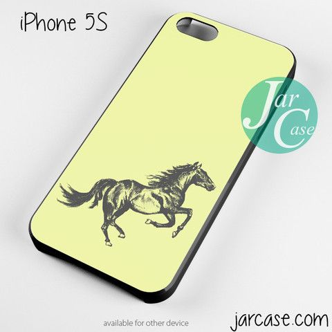 Horse sketch Phone case for iPhone 4/4s/5/5c/5s/6/6 plus