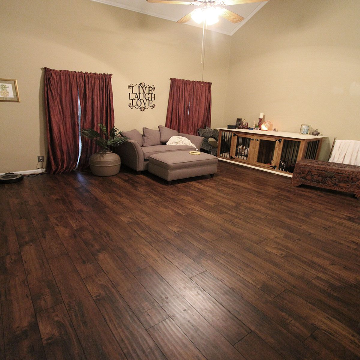 Prospector Laminate Series In Sutter S Mill Flooring Vinyl