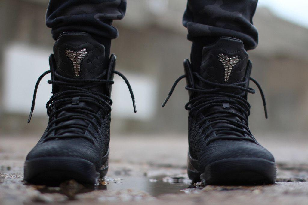 Nike Kobe 9 High Ext Black