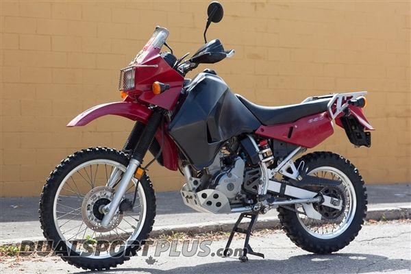 Gen 1 Klr650 With 10gallon Ims Gas Tank Adventure Bike Klr 650 Cool Dirt Bikes