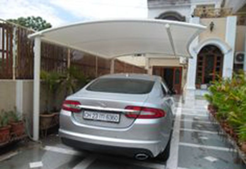 Tenda Membrane Garasi Rumah Garagem Para Carros Telhado Para Garagem Tenda