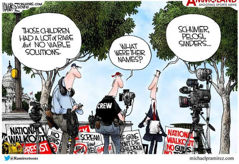 Students Protest Guns Democrats Political news, Michael