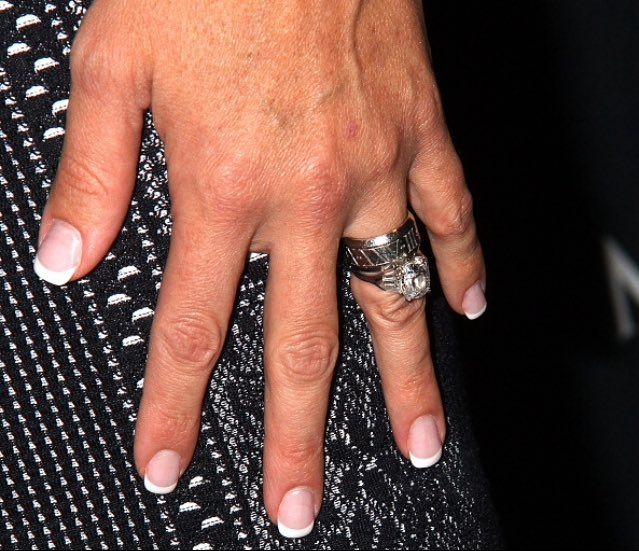 Stephanie McMahons ring Mcmahon Levesque Pinterest