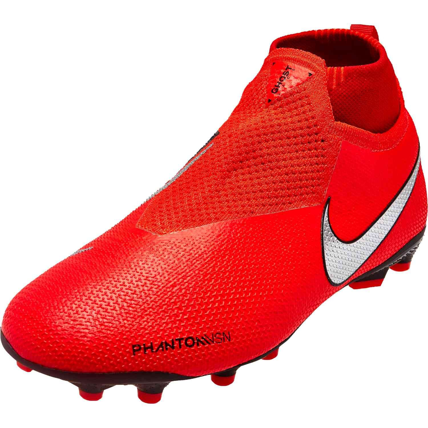 Game Over Youth Nike Phantom Vision Elite Nike Soccer Shoes Soccer Cleats Adidas Soccer Shoes