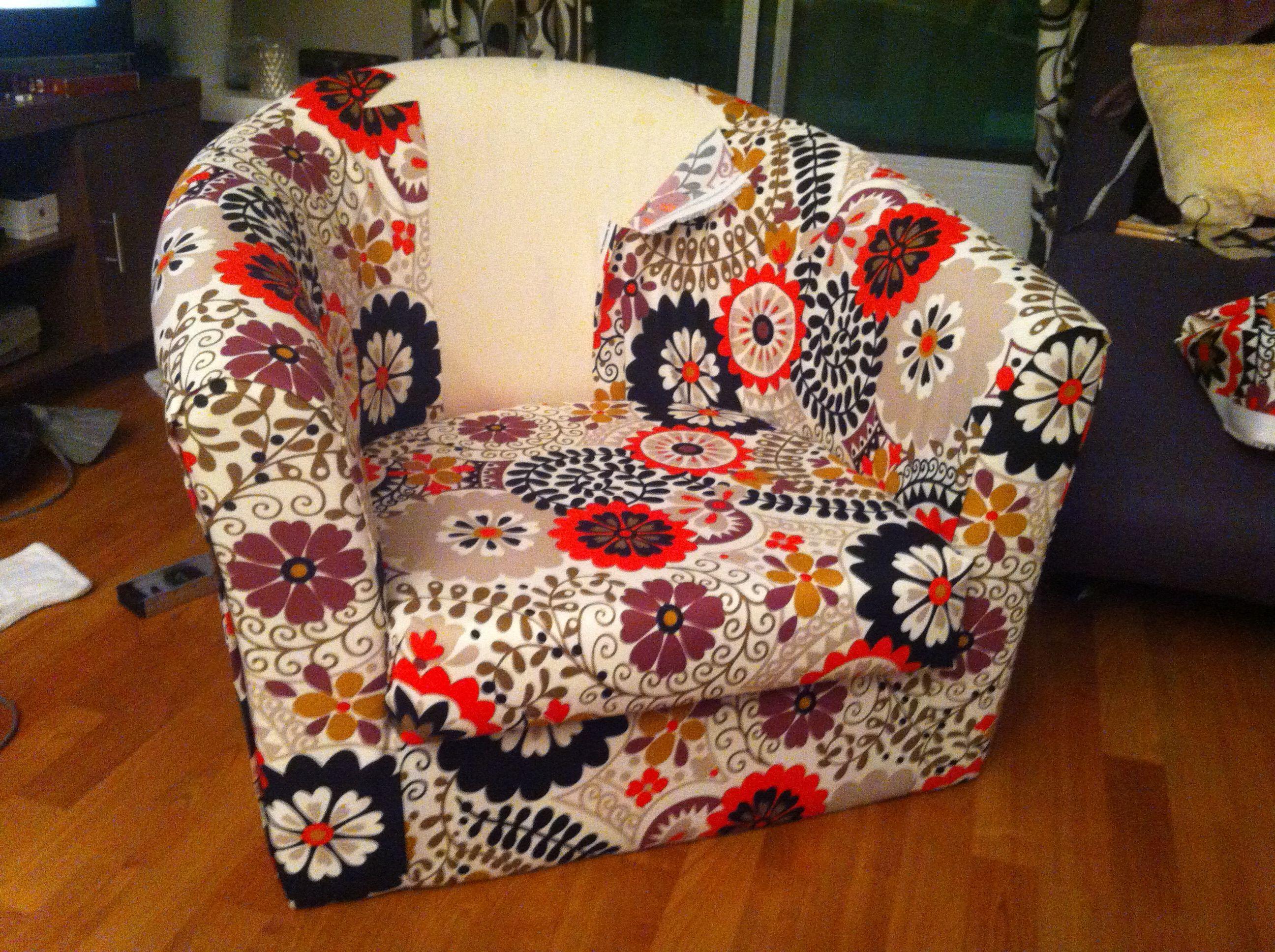 ファブリック生地で家具を着せ替え!IKEAのおしゃれ布地を徹底活用