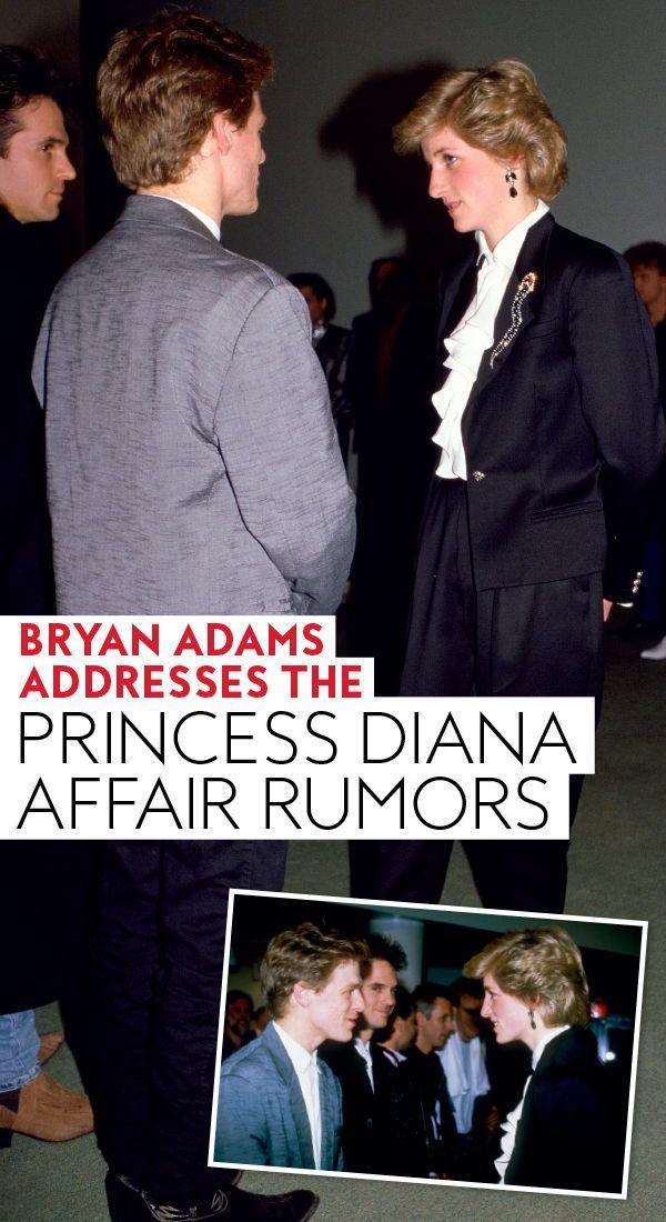 Bryan adams dating