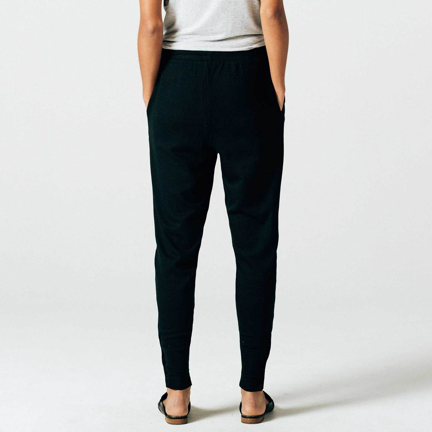 8de911768 Dstld Womens Tapered Jogger Pants In Black - XS | Products | Jogger ...