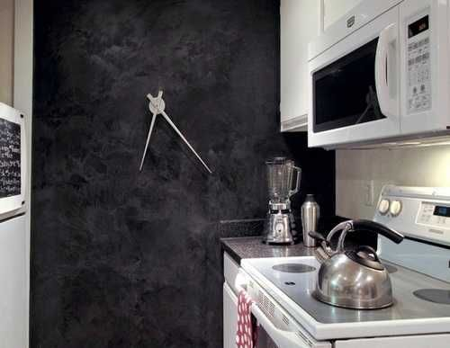 33 Ways to Add Modern Wall Clock to Kitchen Decor and Cure Boring ...