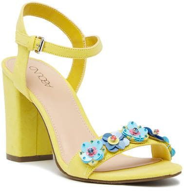 aa2a5303dc1 Abound Steph Floral Sandal