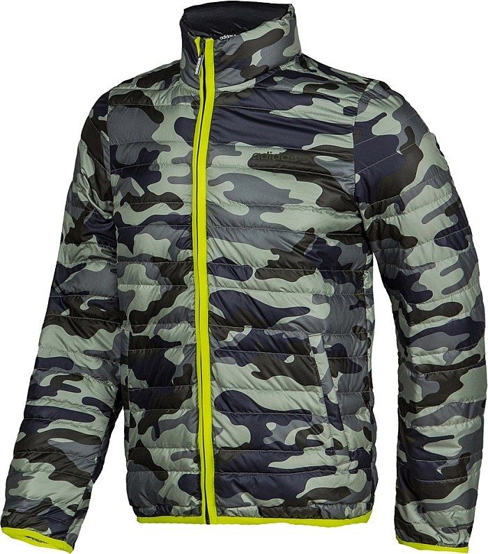 adidas neo camouflage jacke