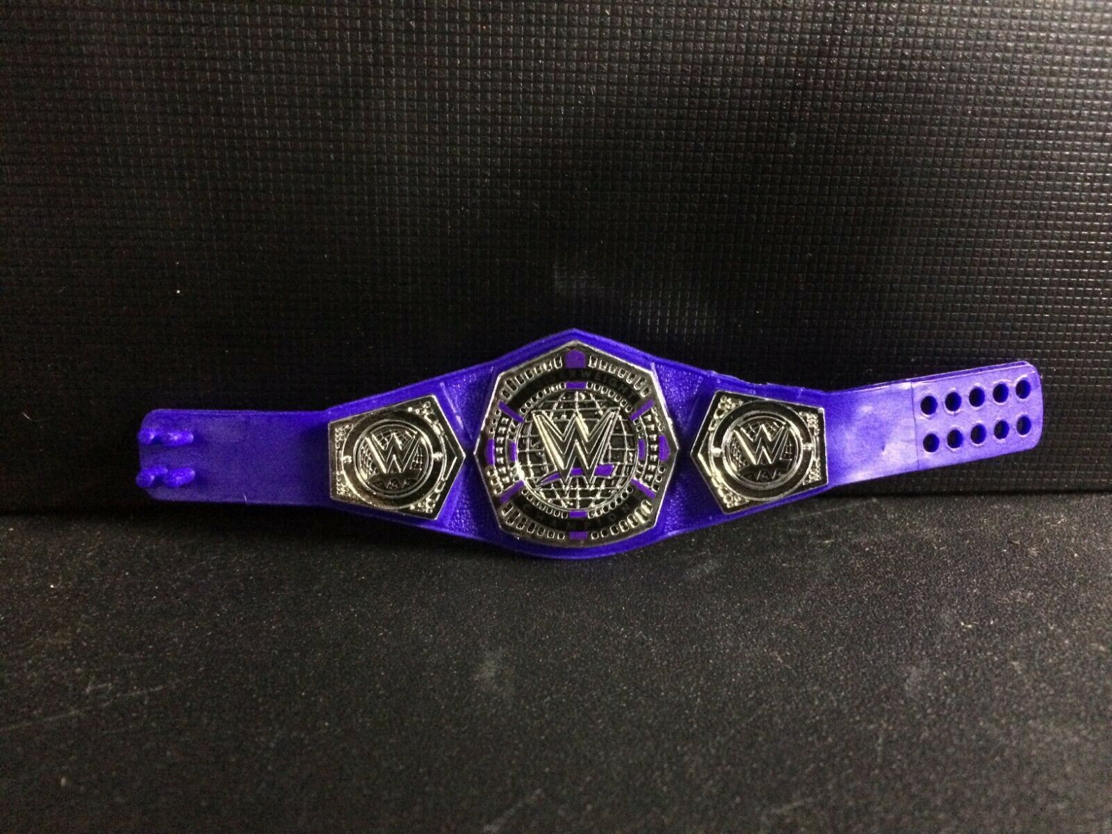 WWE Mattel Action Figure Accessory Cruiserweight Title Belt Elite Series loose