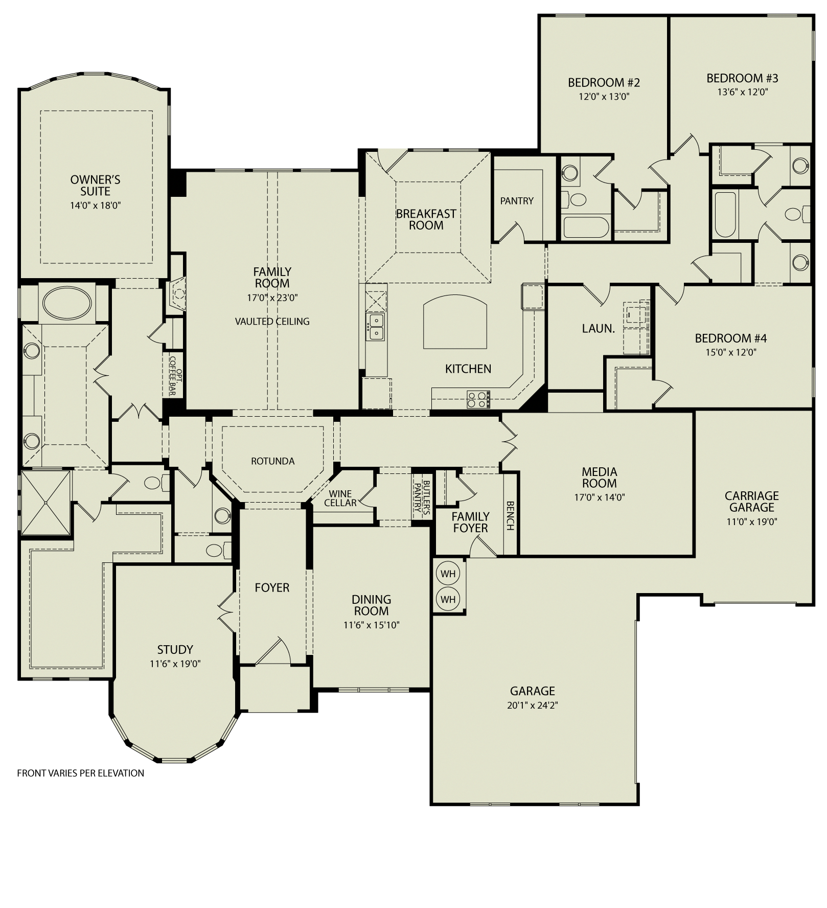 Marley 123 Drees Homes Interactive Floor Plans Custom Homes Without The Custom Price Kitchenplan New House Plans Custom Home Plans Floor Plans