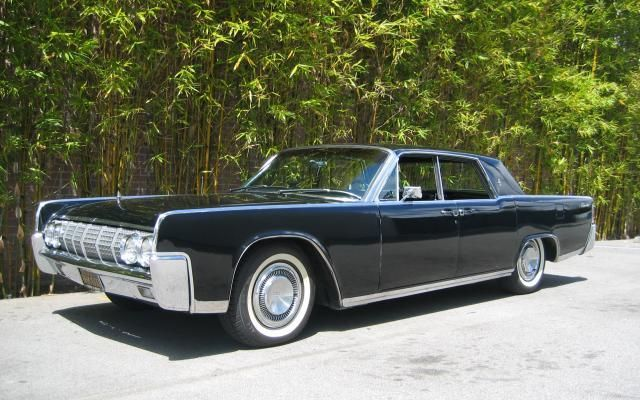 1964 Lincoln Continental At Classiccarsuppliers Com Rides