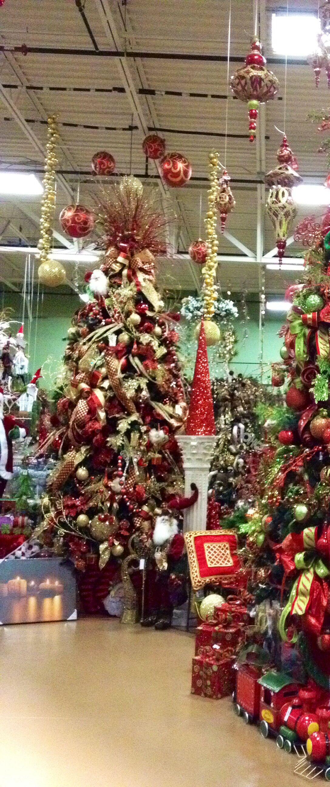 #Christmas At Arcadia Floral & Home Decor Showroom