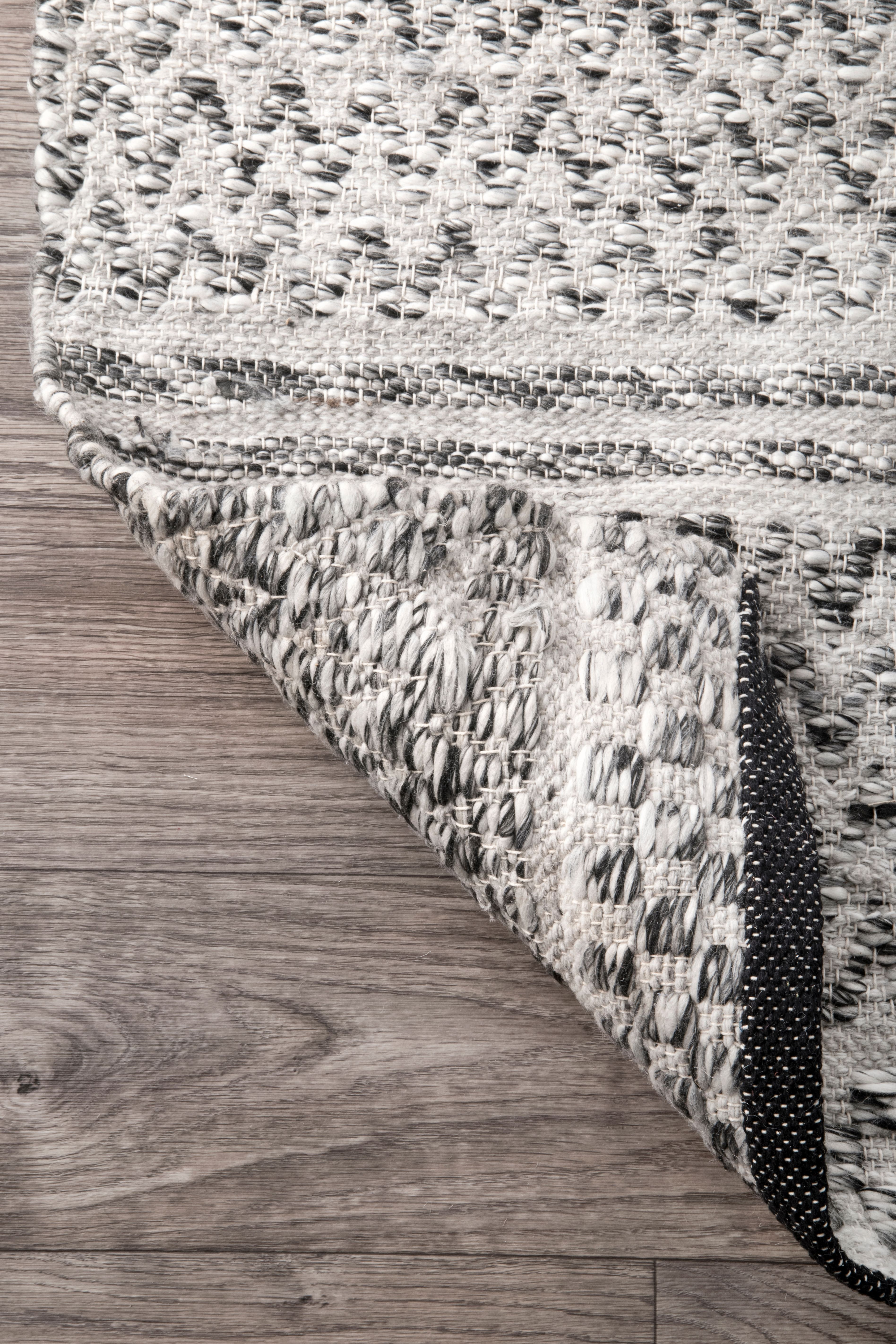 Rugs USA Mentone Reversible Striped Bands Indoor/Outdoor RUG