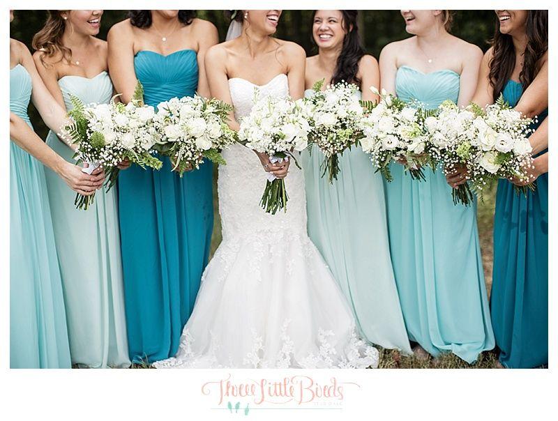 Nikki Christian Married Mint Bridesmaid Dresses Beautiful Bridesmaid Dresses Ombre Bridesmaid Dresses