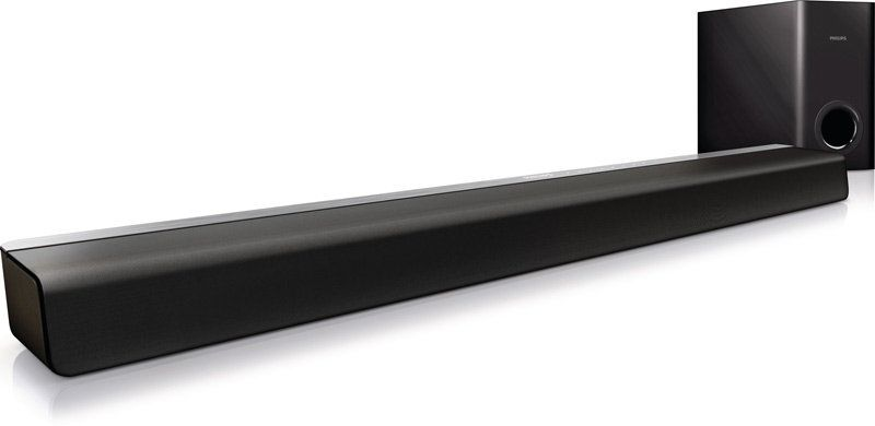 9718e8778d5 Philips-CSS2123B-F7-SoundBar - Minimal and big sound for the Sharp Aquos TV.  Sound bar with sub woofer Stereo Headphones