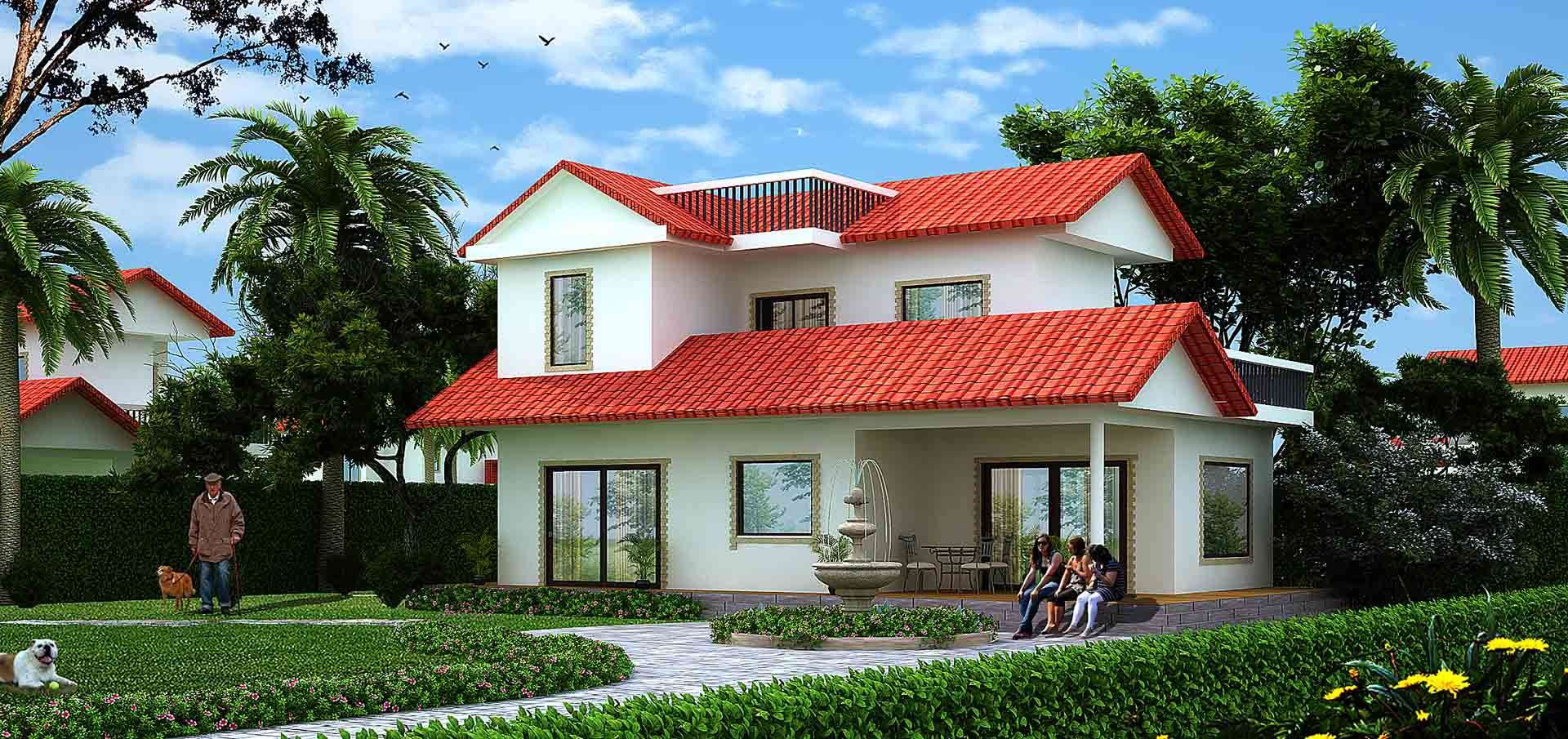 New Luxury Farm house in Gurgaon for Sale. Residential