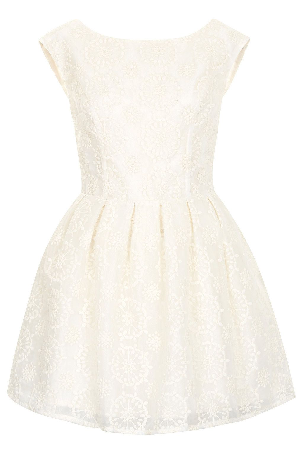 c6aacd0ff520 Embroidered Prom Dress - Dresses - Clothing - Topshop USA | girls ...