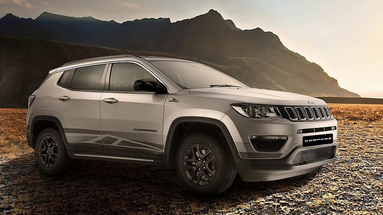 Jeep Compass Bedrock Edition Priced At Inr 17 53 Lakh In India With Images Jeep Compass Jeep Jeep Brand