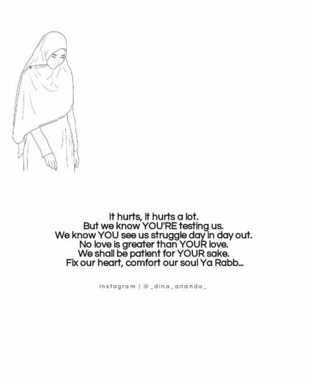 Ameen❤️ | Islamic inspirational quotes, Quran quotes