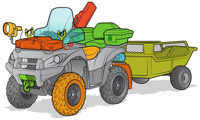 Ryan Kirby - ATV