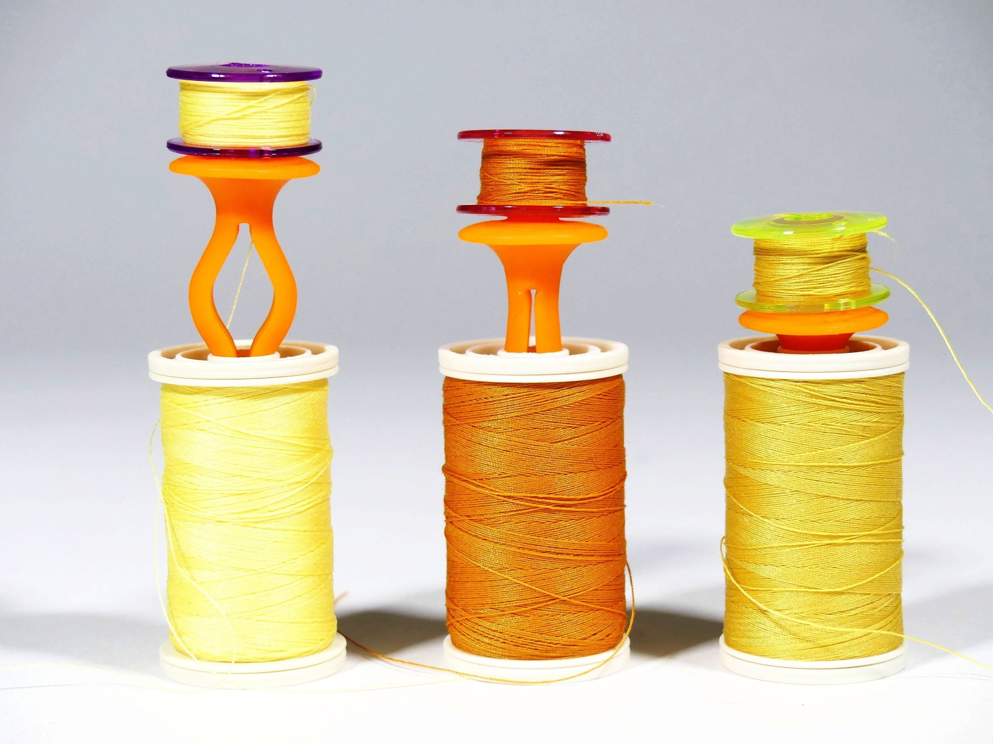 Bobbin Matched with Spool
