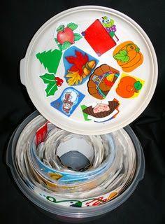 Holiday plates!
