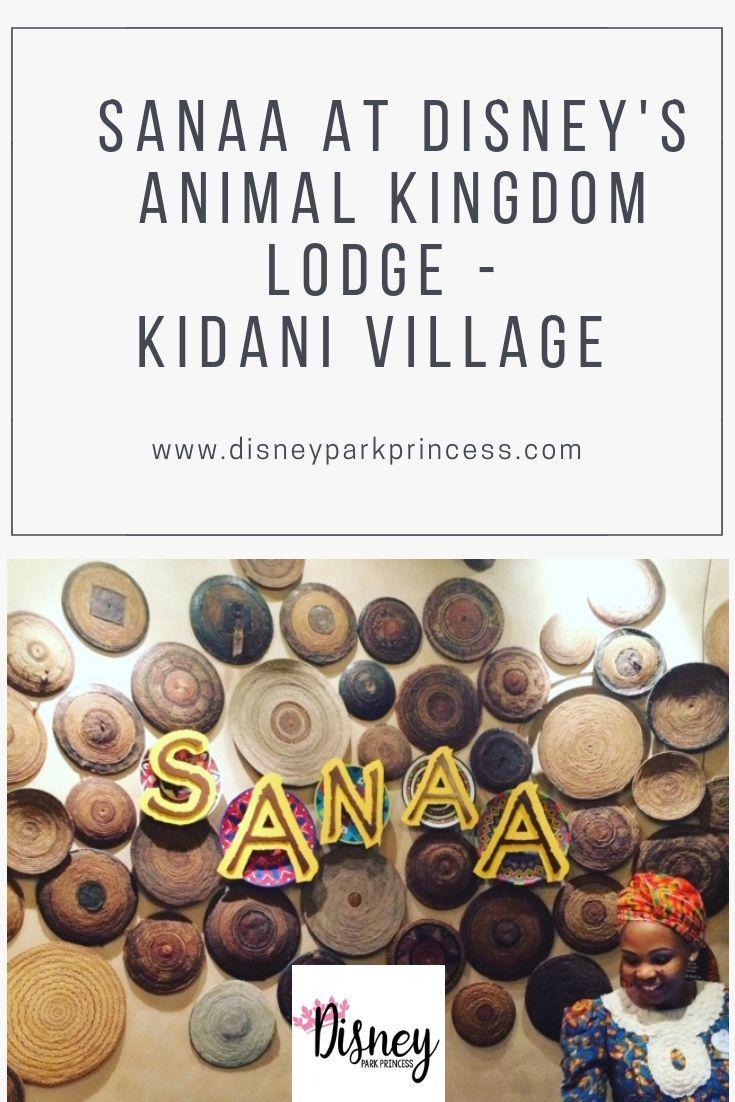 Sanaa at Disney's Animal Kingdom Lodge Kidani Village #animalkingdom
