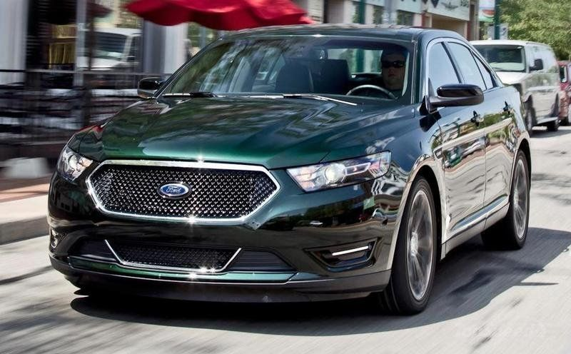 2014 Ford Taurus Sho Pictures Photos Wallpapers Top Speed