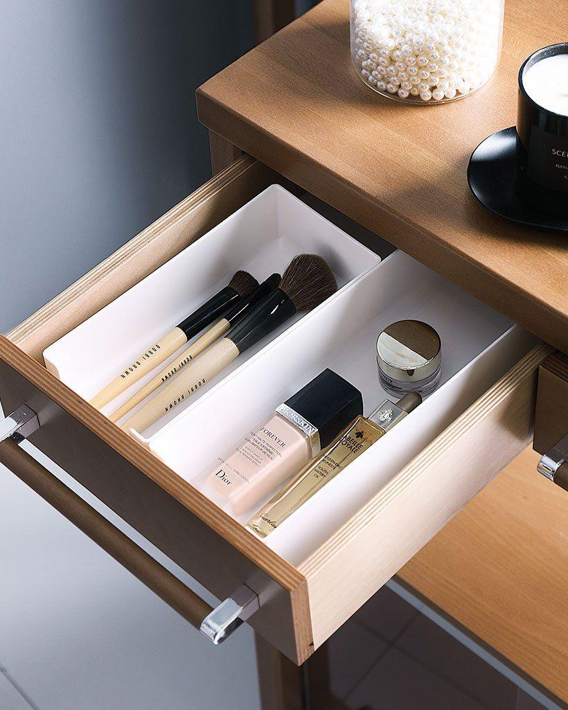 4-piece Drawer Organizer Set