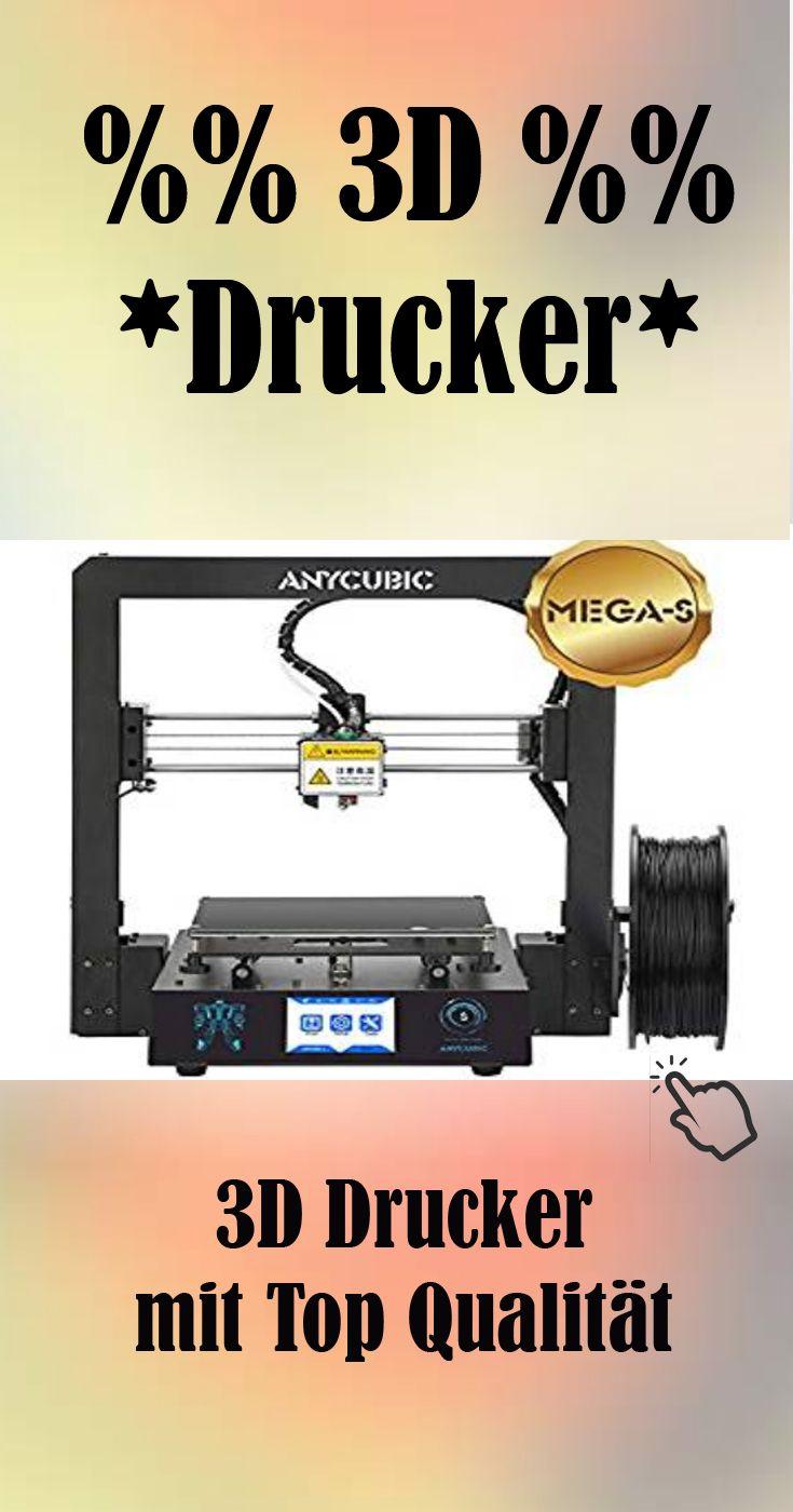 Welche 3D Drucker kann man online günstig kaufen? 3d