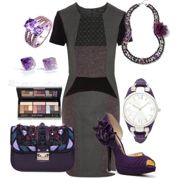 """""""Color Blend"""" by angieperez-2 on Polyvore"""