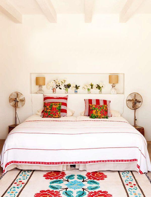 Casinha colorida: Inspiração décor Mexicana!! … | Pinteres…
