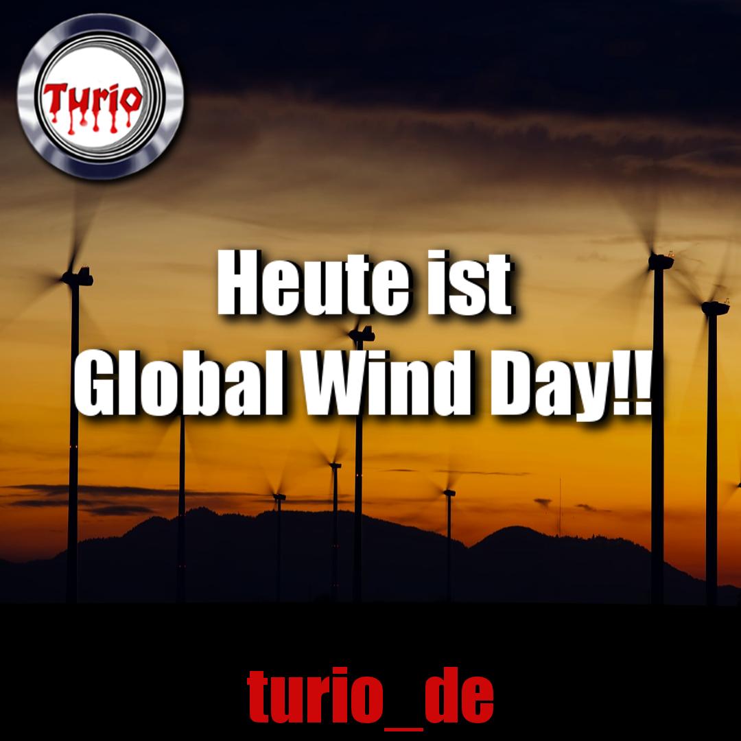Heute Ist Global Wind Day Bist Du Ein Natur F Sprüche