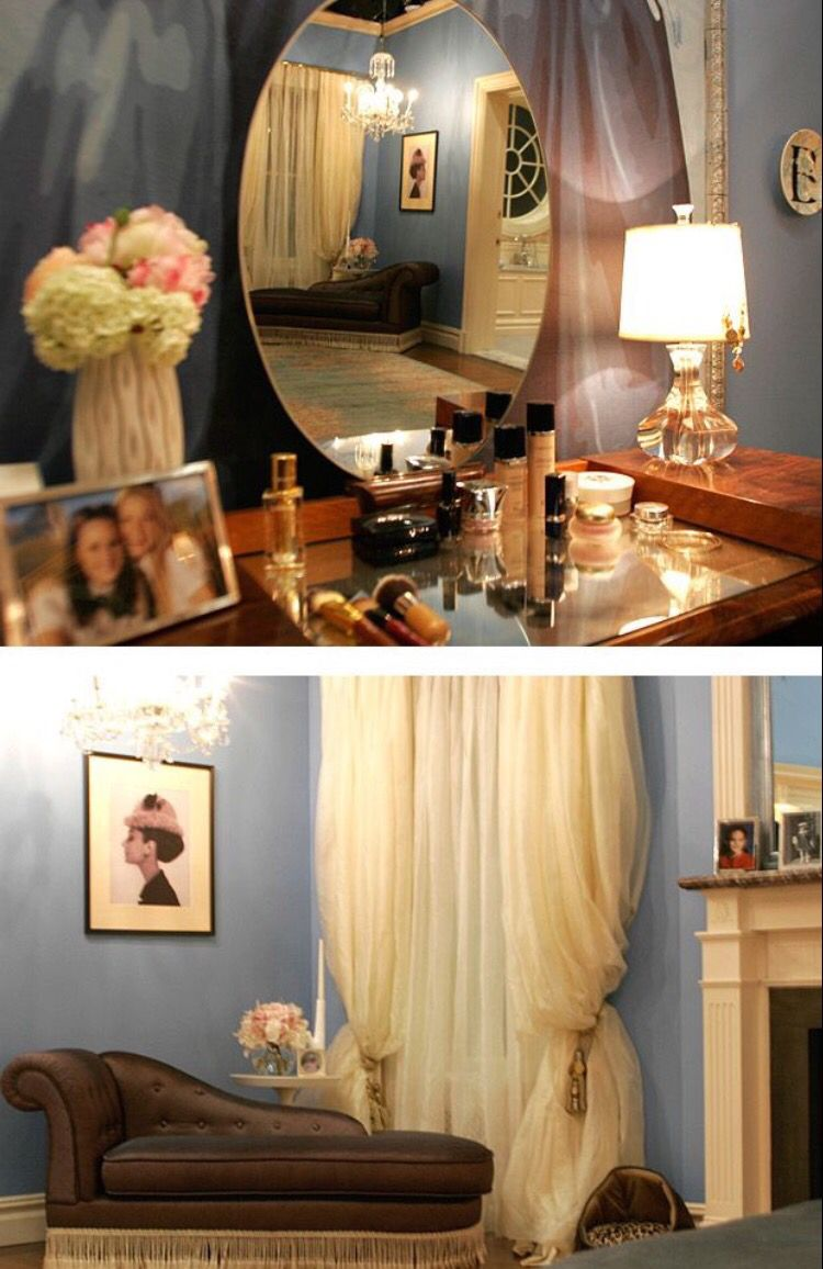 Perfekt Blair Waldorf Room