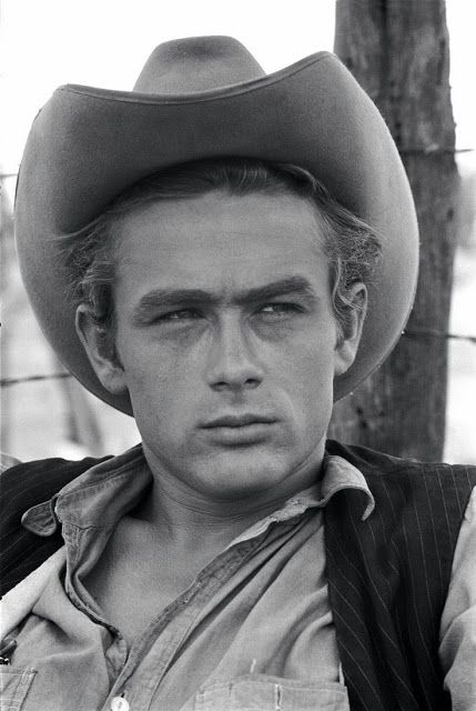 James Dean - The Making of themFilm 'Giant' in Marfa, Texas in 1955 #scenesfrommovies
