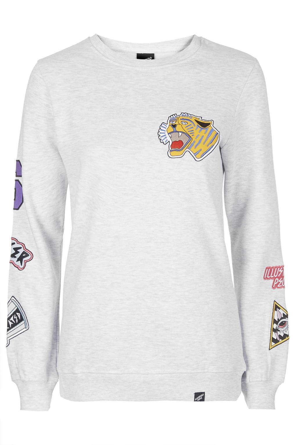 f046aee90 Varsity Roar Sweater by Illustrated People | SS16 | Sweaters ...